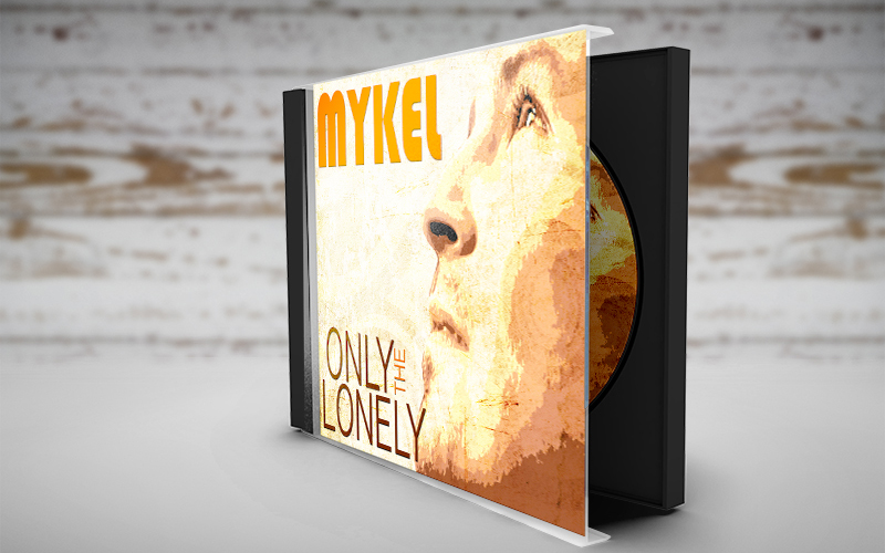 Only The Lonely CD Project | Music Single Artwork